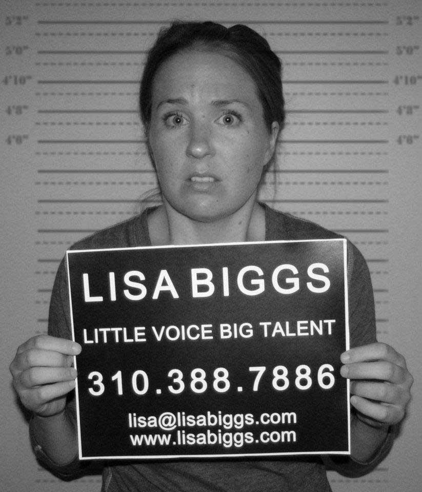 Lisa Biggs - Voice Actor