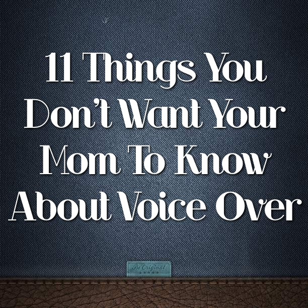 bad voice over secrets