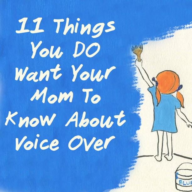good voice over secrets