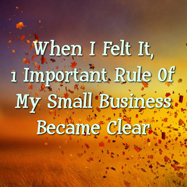 Small Business Preparation