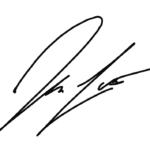 John Lano's signature