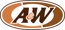 Logo for one of John Lano's recent voice over clients: A&W