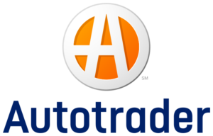 Autotrader logo: one of John's recent voice over clients