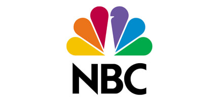 NBC logo representing John Lano's recent voice over work with them on their Saturday morning TV show: Naturally, Danny Seo