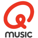 Q Music Logo - one of John's recent radio imaging clients