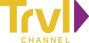 Travel Channel Logo - one of John's recent voice over clients